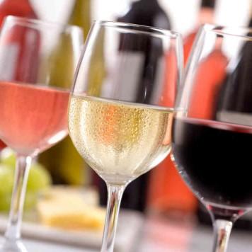Wijnproeverij Auberge de Rousch